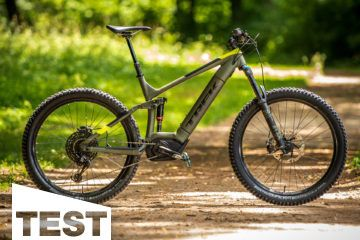 041e9a4ce23777 Trek Powerfly LT 9 review How does the integrated battery on the 2019 model  fare
