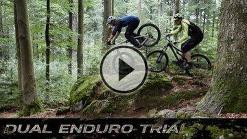 Dual Enduro Trial - Andi Schuster & Rainer Mitterbiller