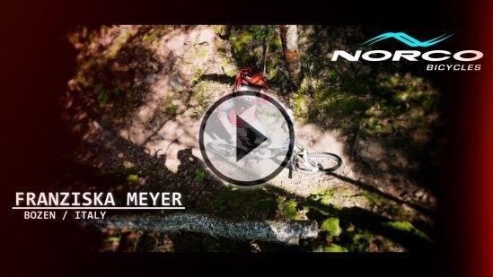 NORCO Bicycles - Franziska Meyer @ Bozen Italy