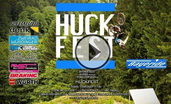 Bayeride Huckfest 2014