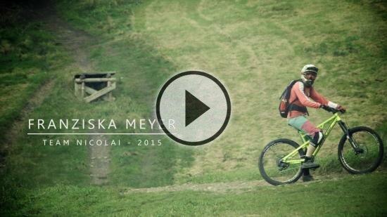 Nicolai Bikes - Franziska Meyer - Welcome to the team!