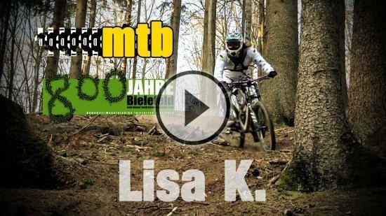 Legalize MTB Bielefeld - Lisa Kruse
